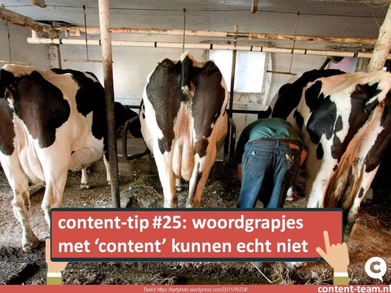content-tip #25
