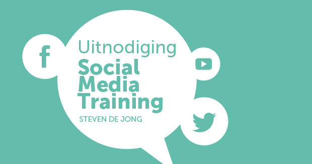 Uitnodiging social media training